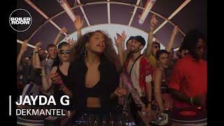 Baixar Jayda G Boiler Room x Dekmantel Festival DJ Set