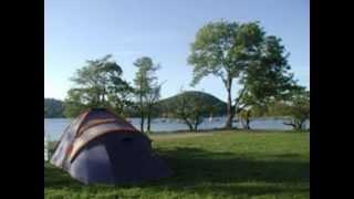 Campsite in Penrith