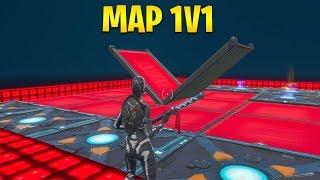 LA MEILLEUR MAP ARENE 1V1 sur FORTNITE !
