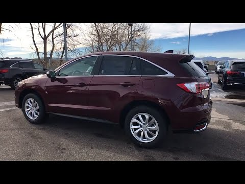 2018 Acura RDX Denver, Aurora, Centennial, Parker, Highlands Ranch, CO 18173