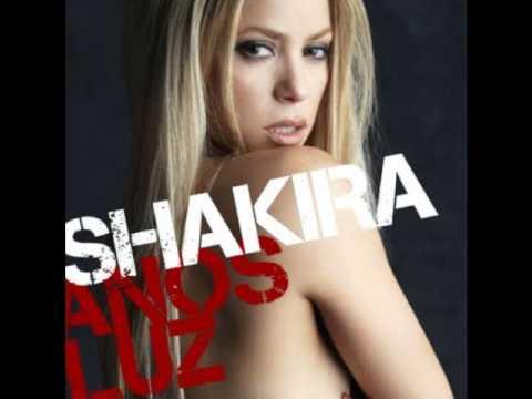 Shakira - Animal City (Audio)