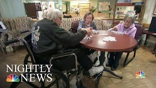 Study  Evacuating Some Seniors Increases Risk of Death | NBC Nightly News