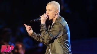 Eminem Blasts Trump in BET Freestyle Rap