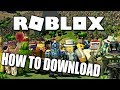 How to Download & Install Roblox Free for PC 2018 Windows 7/8/8.1/10
