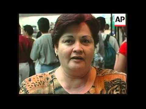 VENEZUELA: CARACAS: LARGEST SHOPPING MALL IN LATIN AMERICA OPENS