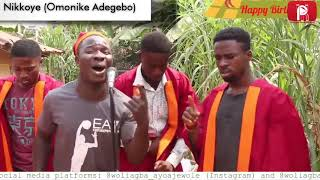 FUNNY GREETINGS by WOLI AGBA   Compilation Vol 11