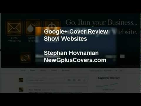 G+ Cover Review - Shovi Websites