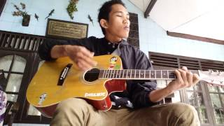Cover gitar second civil aku kau dan kenanganku