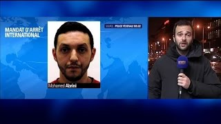 Attentats: la Belgique lance un mandat d