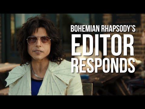 John Ottman - Bohemian Rhapsody's Editor Responds To My Video - Live Stream W/ Q&A