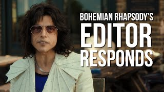 John Ottman - Bohemian Rhapsody's Editor Responds to My Video - Live Stream w/ Q&A