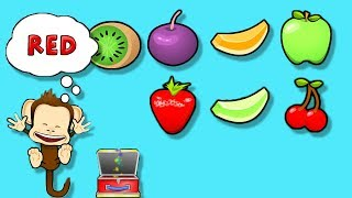 Fun Preschool Game Teach Kids About Colors, Shapes, Differences. Learning kids Apps