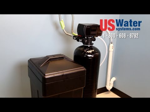 How to install a Water Softener - US Water Systems