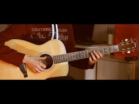Танцы минус - Иду (OST Брат 2) │ Fingerstyle guitar cover