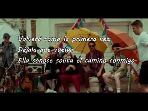 Déjala Que Vuelva -Piso 21 Ft. Manuel Turizo (Letra) (Lyrics)