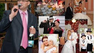 Свадебные конкурсы от тамады Балицкого Александра -Саша и Наташа г. Николаев 2016(Конкурсы на свадьбе от агентства