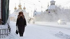 La ville la plus froide du monde - ZAPPING NOMADE