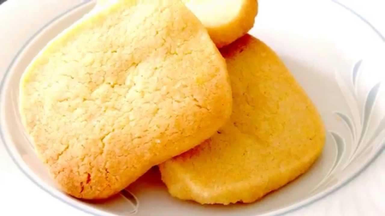 zandkoekjes recept zonder boter