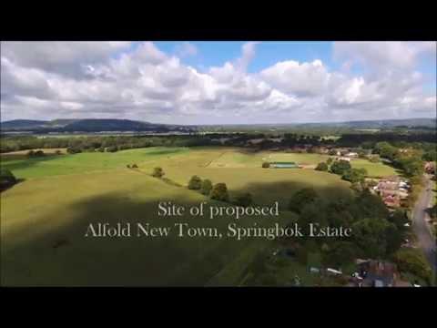 Stop Alfold New Town - SPRINGBOK ESTATE DEVELOPMENT APPEAL