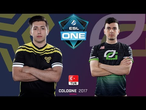Space Soldiers vs. Optic Gaming I BO1-R2 I ESL One Köln