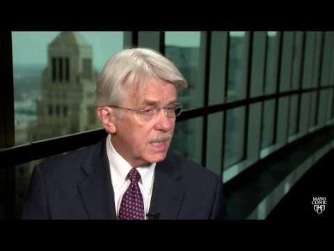 Dr. Ronald Petersen discusses Alzheimer's research