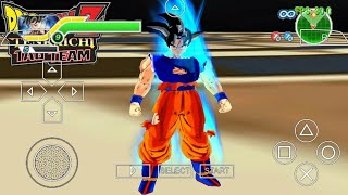 New DBZ TTT MODS V5 DOWNLOAD