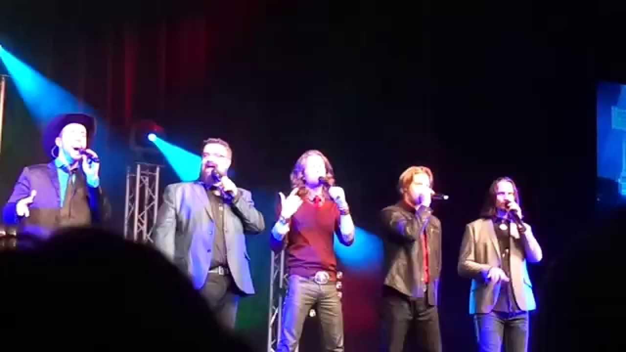 Download MANKATO, MN (Christmas Medley) - Home Free FOC Concert @ the Verizon Center