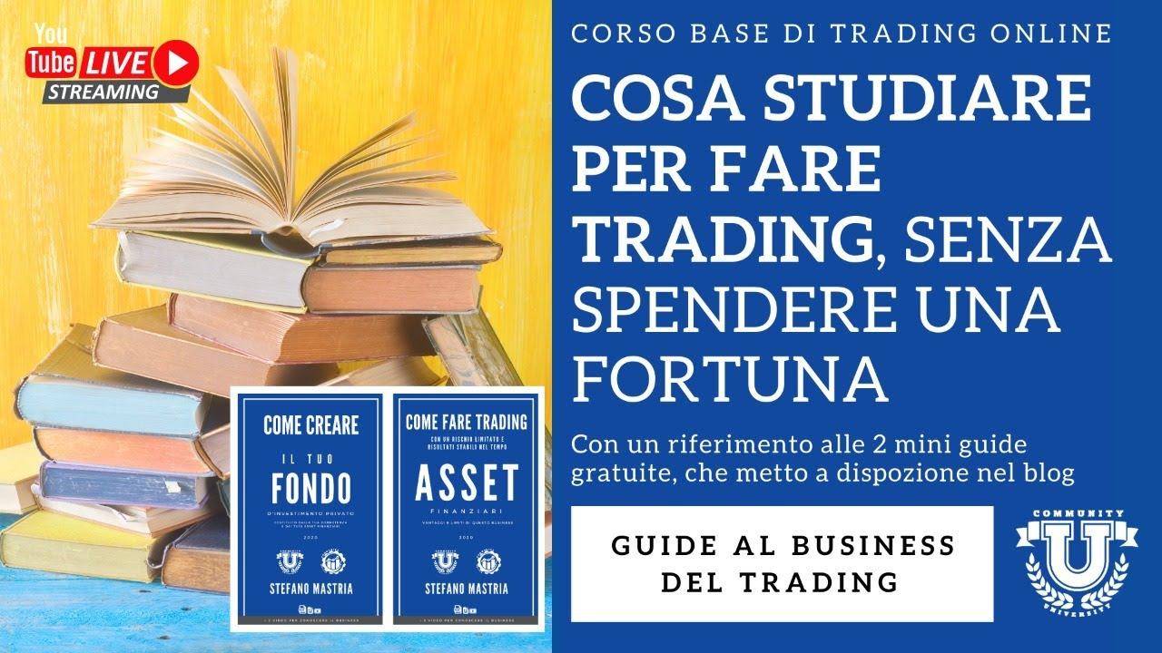 studiare trading online)