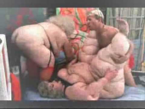 Самые жирные тетки порно фото