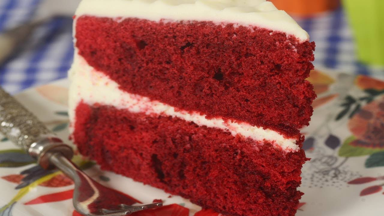 Red Velvet Cake Recipe Video