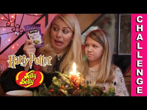 Jelly Belly Harry Potter [Ft.MademoiselleMaelle] ♡ Virginie fait sa cuisine