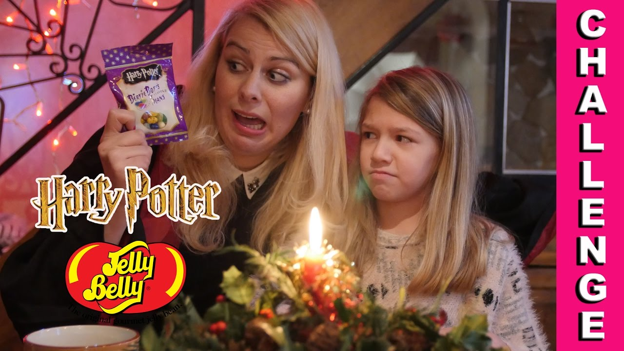 Jelly belly harry potter ft mademoisellemaelle - Virginie fait sa cuisine ...
