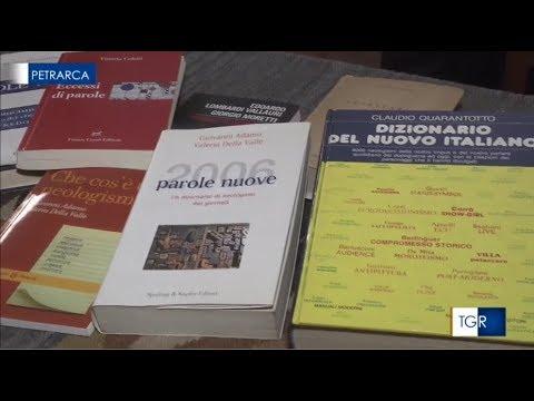 La Crusca a Tgr Petrarca: NEOLOGISMI