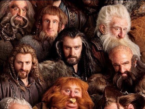 Песня гномов из Хоббита на разных языках The Hobbit