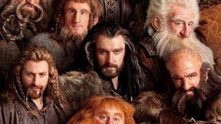 Песня гномов из «Хоббита» на разных языках / The Hobbit song MULTILINGUAL
