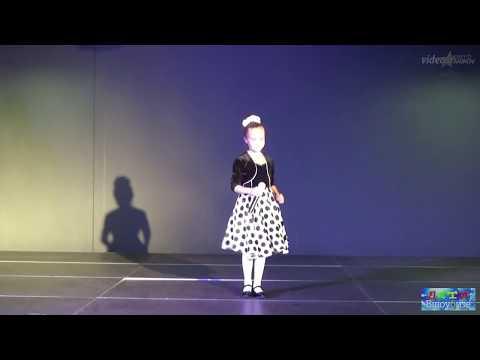 MINI SUPERSTAR - Алёна Куликова - Сегодня мы танцуем джаз