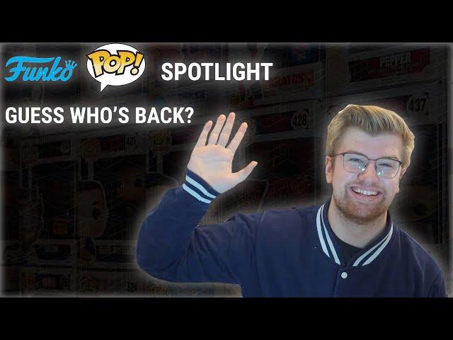 Guess who's back ! - FUNKO SPOTLIGHT
