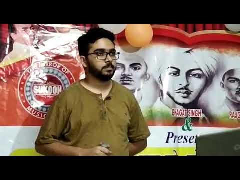Maa Tujhe Salaam | A.R. Rahman | Live performance by Aamir Mehdi