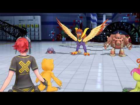 Digimon Games