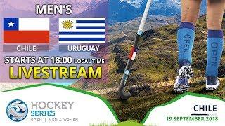 Chile v Uruguay   2018 Men's Hockey Series Open   FULL MATCH LIVESTREAM