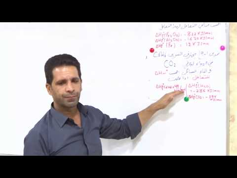 دروس الكيمياء : الفصل الاول - المحاضرة الرابعة للأستاذ مهند السوداني
