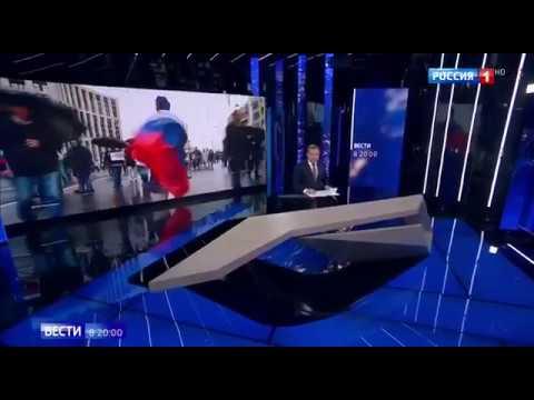 Как власти показали митинг 10.08.93 на федеральных каналах