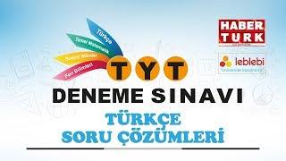 Gambar cover HABERTÜRK TYT DENEME SINAVI - 1 / TÜRKÇE