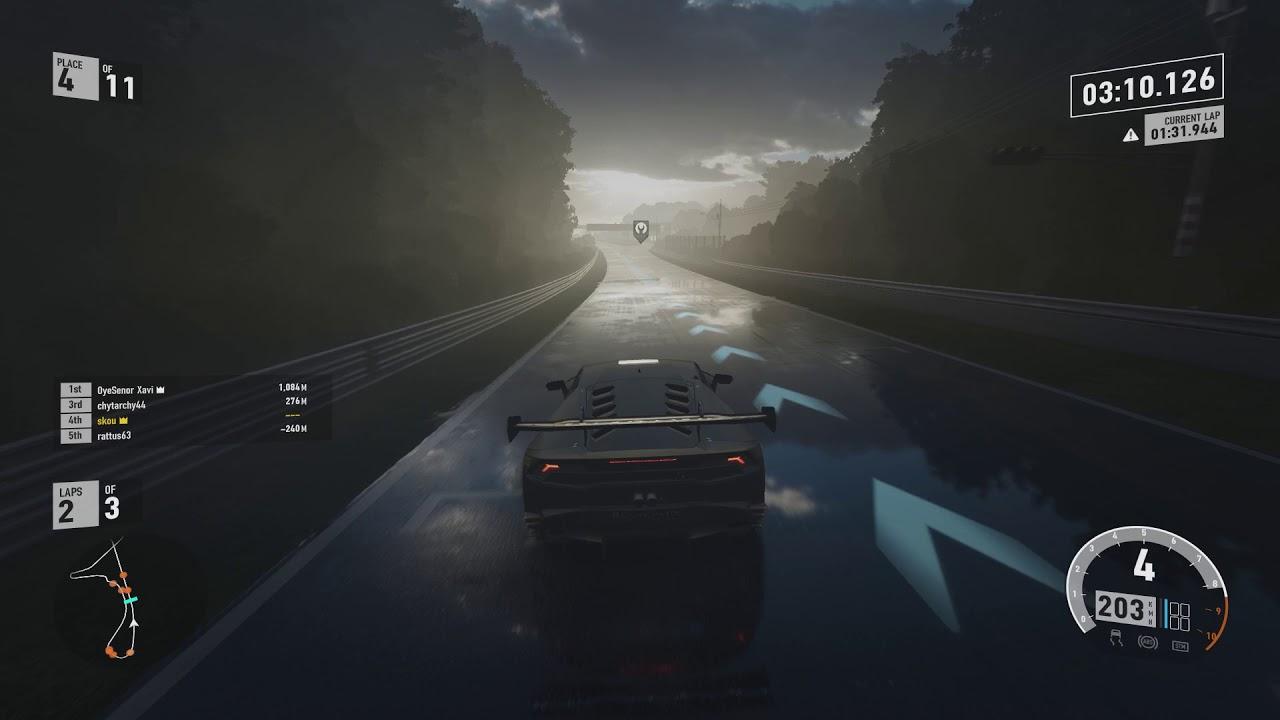 Forza Motorsport 7 - Multiplayer