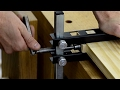 How to Glue Up a Table Panel with Panel Clamps + Giveaway!