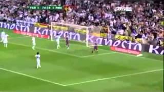 اقوى لعبة تاريخيه ريال مدريد - برشلونه.