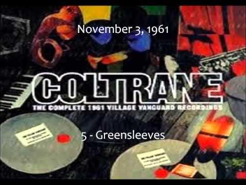 November 3, 1961 - 5 - Greensleeves
