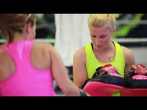 Frauen Thai-Kickboxen Talos-gym