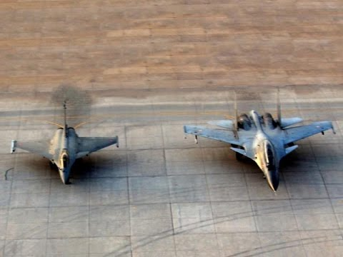 Sukhoi SU 30MKI vs Dassault Rafale Fighter