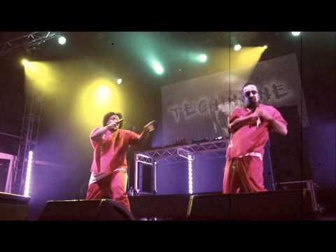 Tech N9ne Hostile Takover Tour 2012